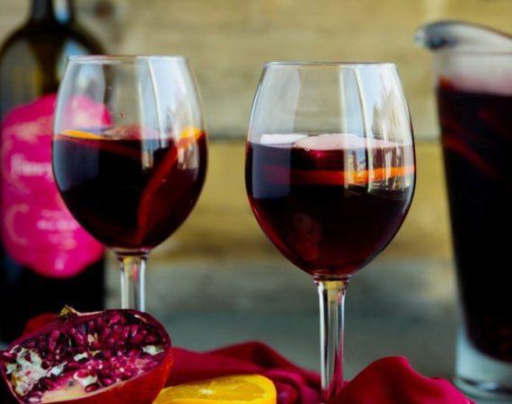 Употребление гранатовых вин
