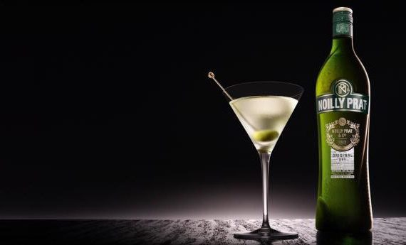 Коктейль Грязный мартини