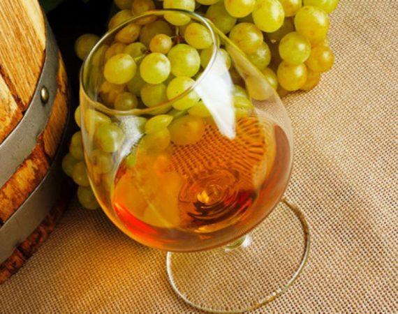 Изготовление домашнего коньяка из винограда