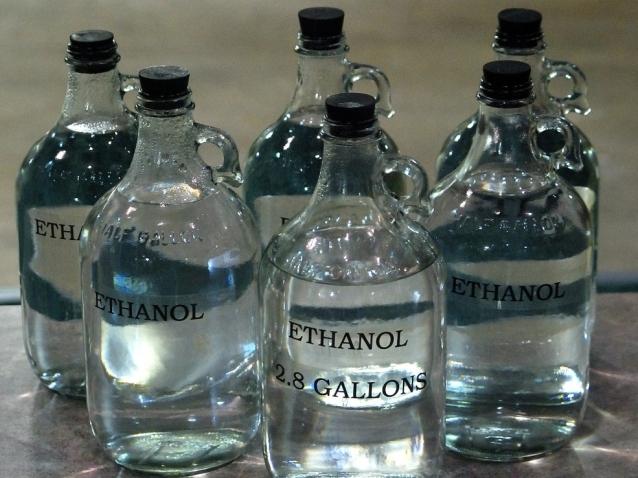 Как отличить технический спирт от питьевого