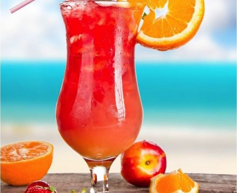 Секс на пляже коктейль