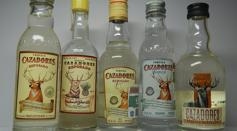 Текила Cazadores (Казадорес)