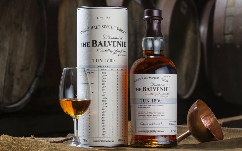 Виски Balvenie