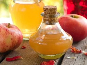 Медово-яблочная настойка
