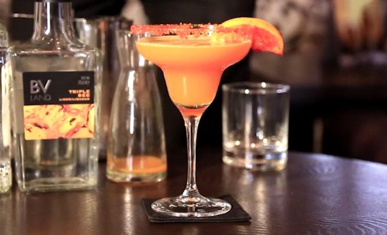 Коктейль Апельсиновая Маргарита (Orange Margarita)