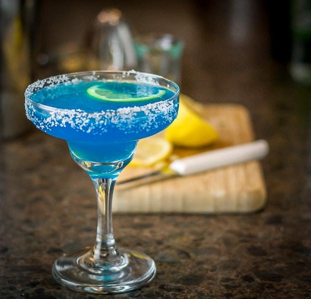 Коктейль Голубая Маргарита (Blue Margarita)
