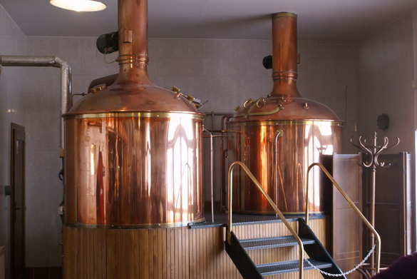 Промышленная технология производства пива