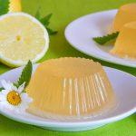 Желе Лимонная Маргарита