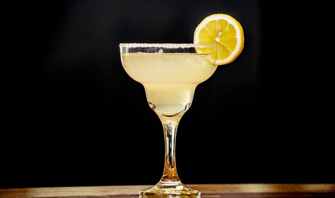 Лимонная маргарита (lemon Margarita)