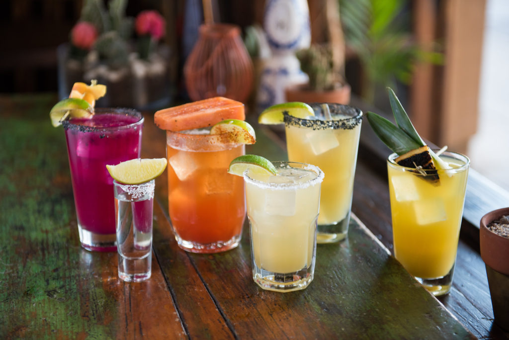 Homemade Margarita a Strong twist of citrus