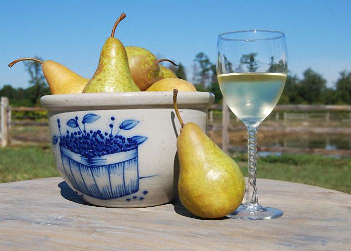 Как сделать вино из груш в домашних условиях. Рецепт