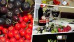 Рябиновый ликер из черноплодной и красной рябины в домашних условиях