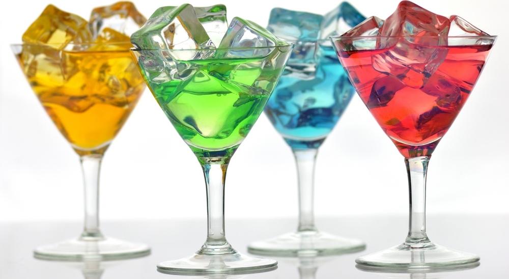 Самые освежающие напитки