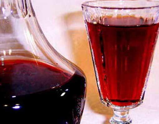 Как приготовить клюквенное домашнее вино. Рецепт