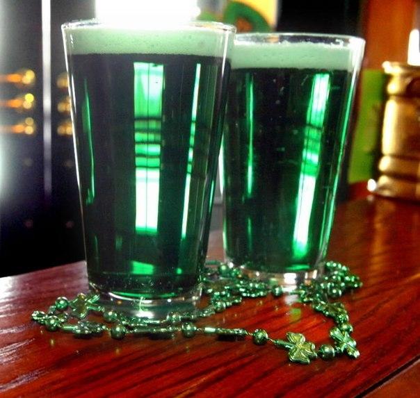 Зеленое китайское бамбуковое пиво Тануки