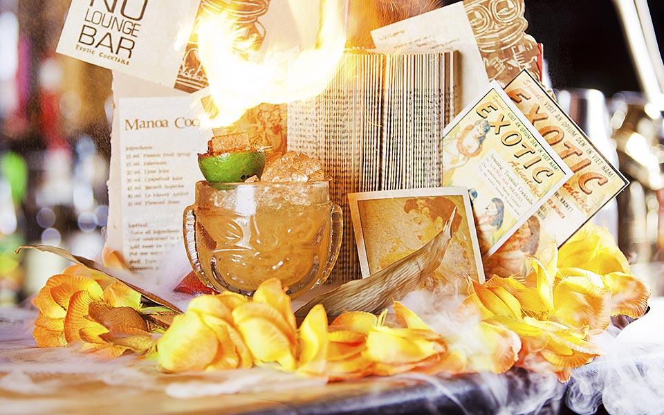 Коктейль Маноа (Manoa Cocktail)