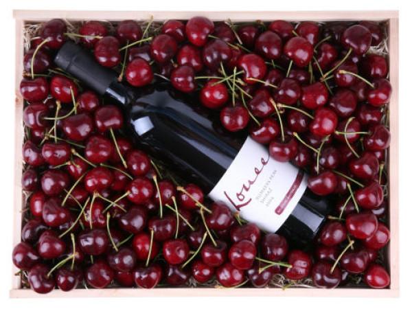 Домашнее вино из черешни. Рецепт