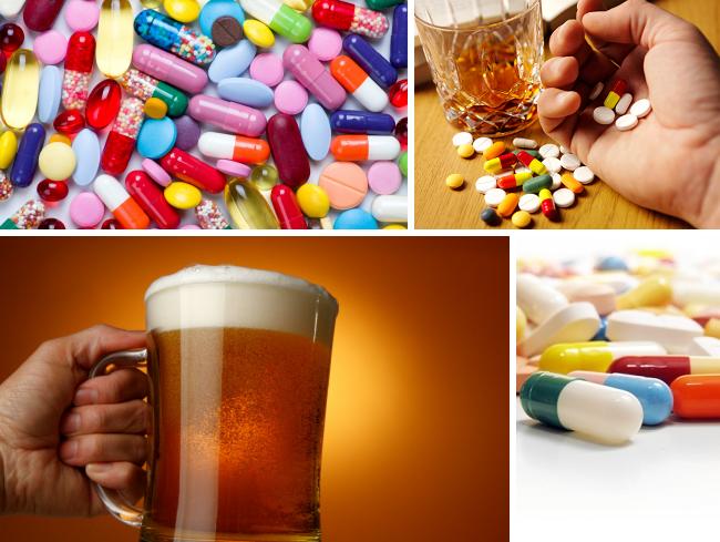 Можно ли пить пиво при приеме антибиотиков?