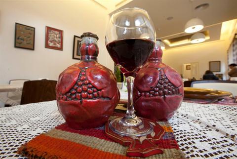 Рецепт домашнего вина из граната