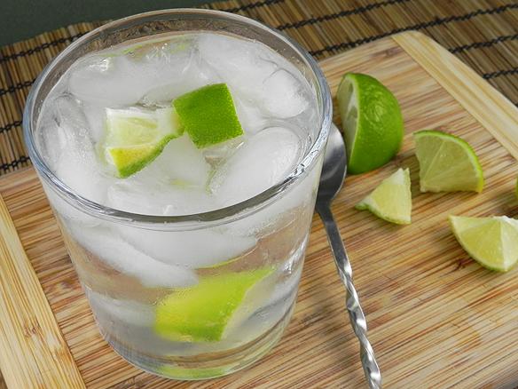 Коктейль Каприоска (Caprioska Cocktail)