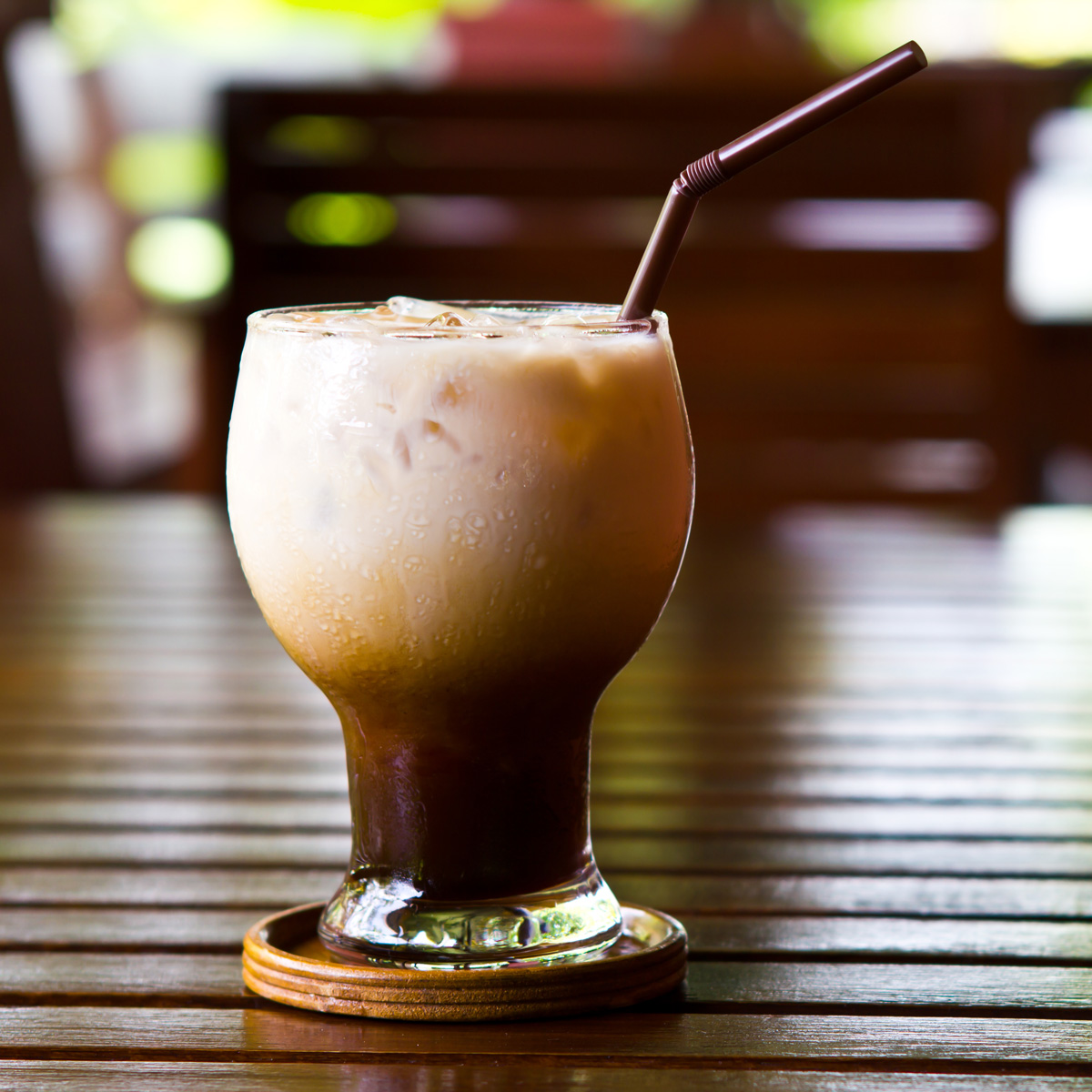 Коктейль шоколадный поцелуй