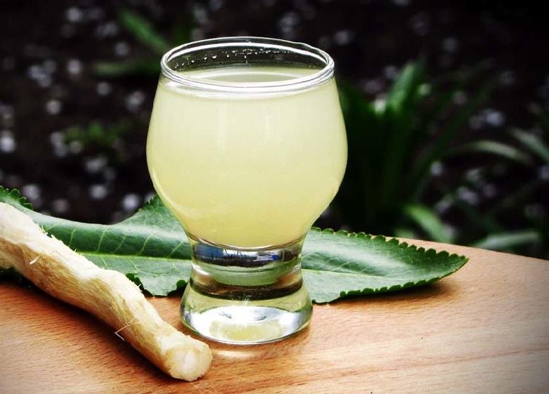 Как сделать хреновуху из водки или спирта