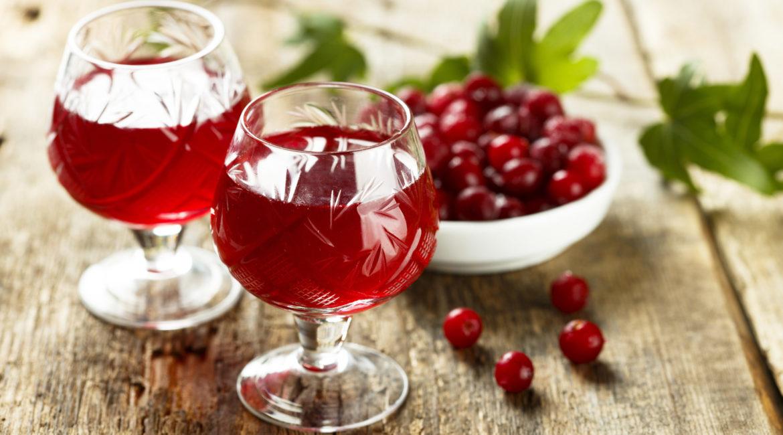 Рецепт клюковки на водке