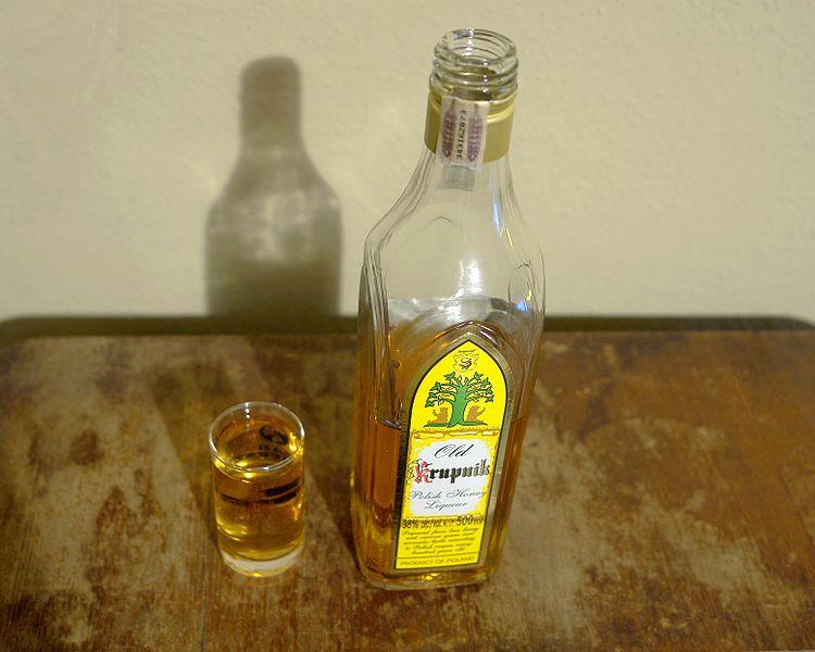 Рецепт медового ликера - Крупник
