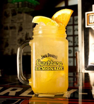 Линчбургский лимонад (Lynchburg lemonade cocktail)