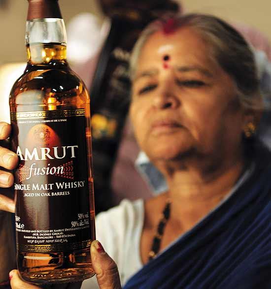Виски производят в Ирландии, США, Канаде, Японии и Индии