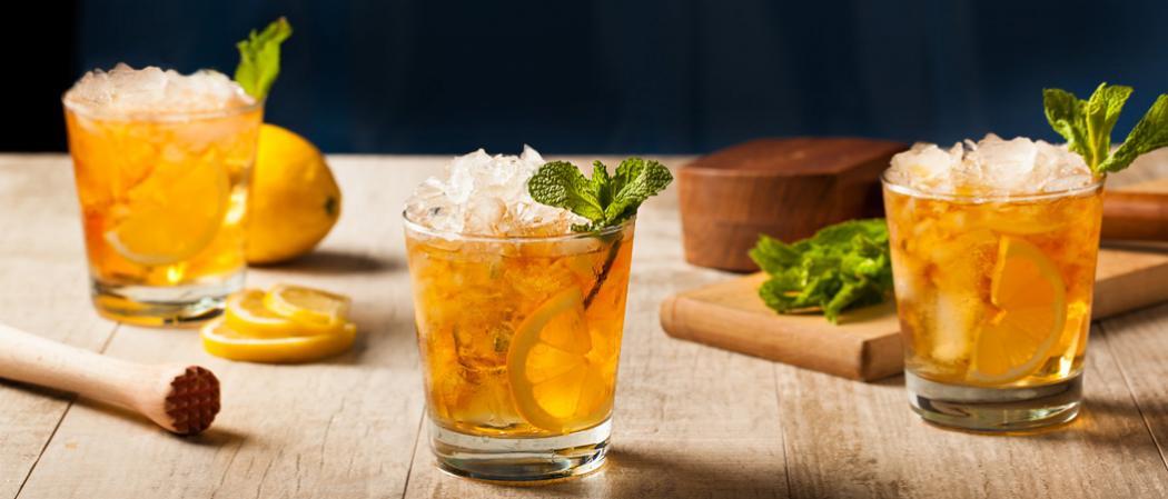 Коктейль Освежающий виски