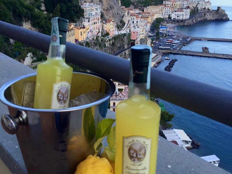 D'Amalfi Limoncello Supreme