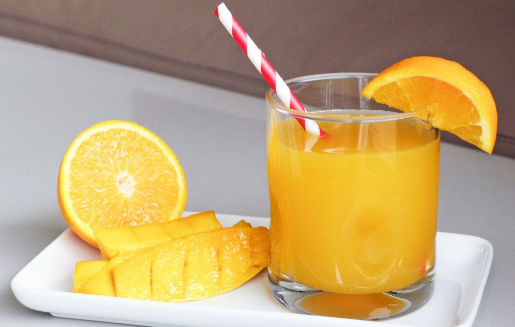 Ликёр манго и апельсин