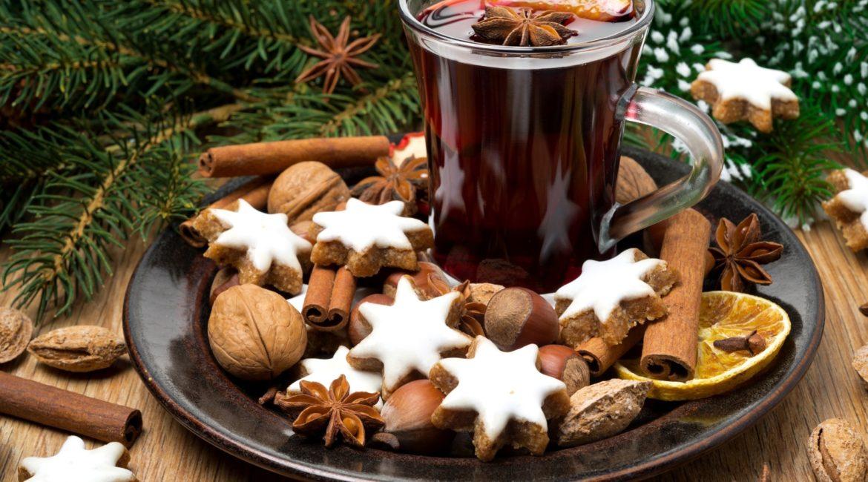 Рождественский чай (Christmas tea)