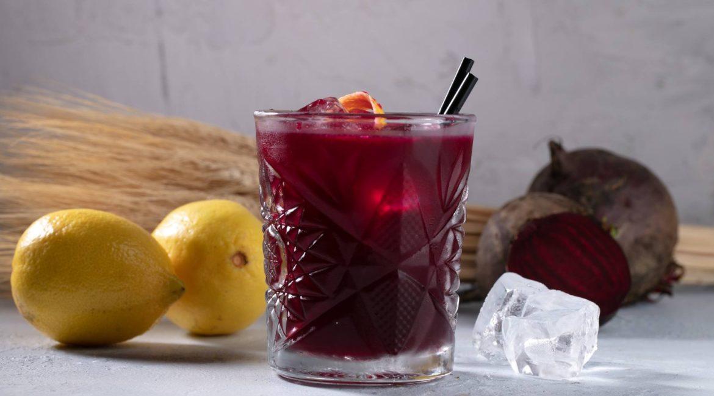 Коктейль Beet Gin