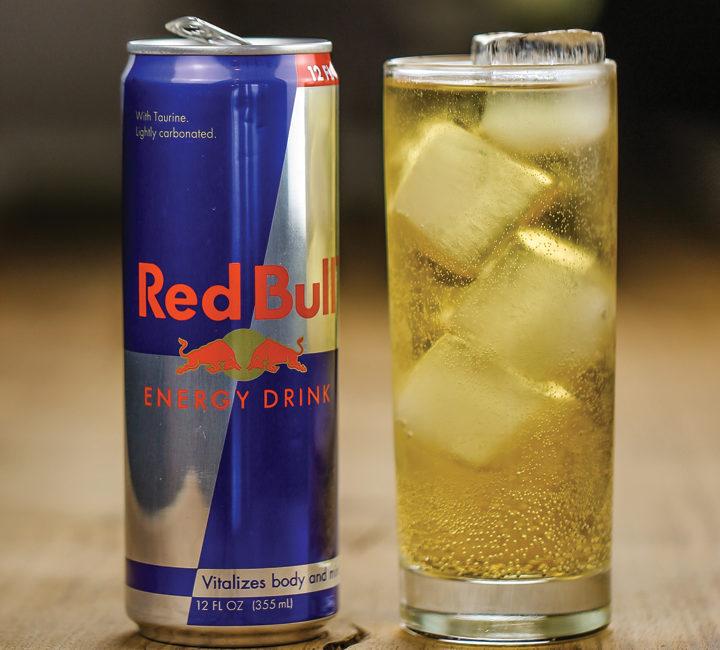 Коктейль Красный бык (Red Bull)