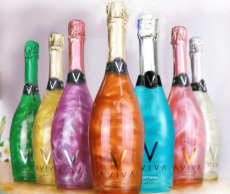 Сияющее шампанское Aviva (Авива)