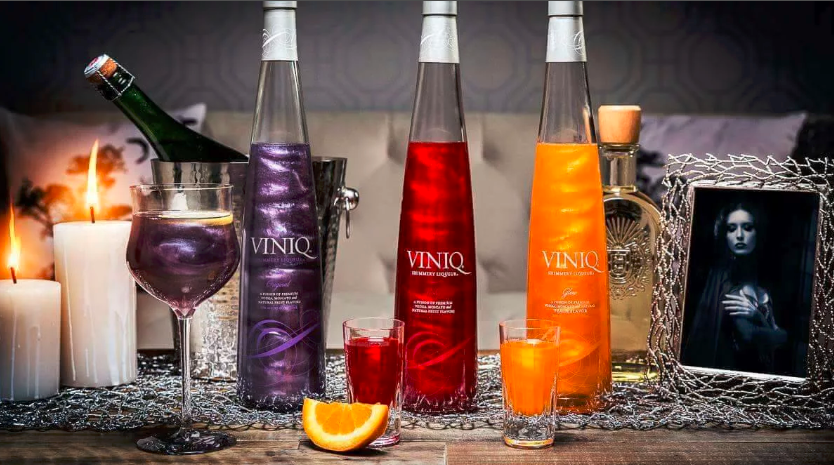 Рецепты коктейлей с ликёром Виник