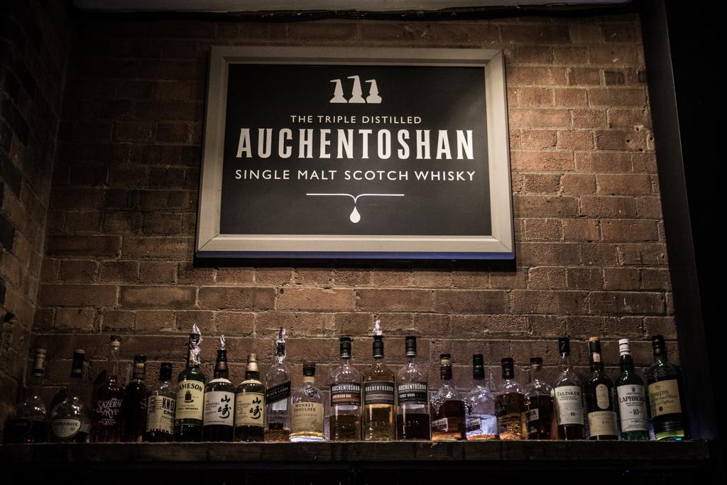Виски Auchentoshan (Виски Акентошан)