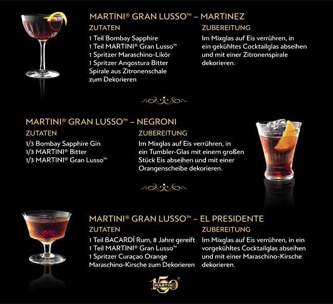 Мартини Гран Луссо (Martini Gran Lusso)
