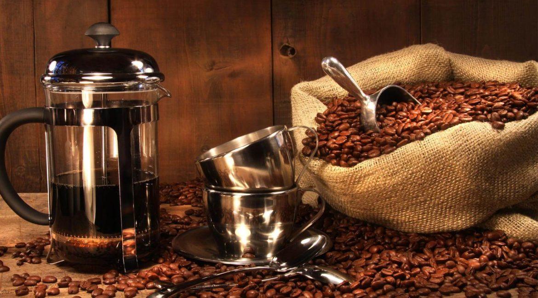 Как делать кофе во френч прессе