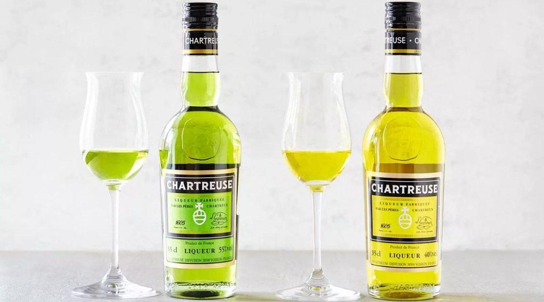 Ликёр Шартрёз (Massif de la Chartreuse)
