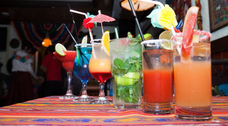 Мексиканские коктейли (Mexican cocktails)