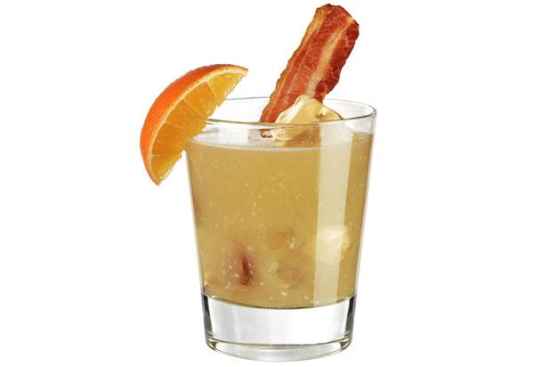 Коктейль Bacon Sour