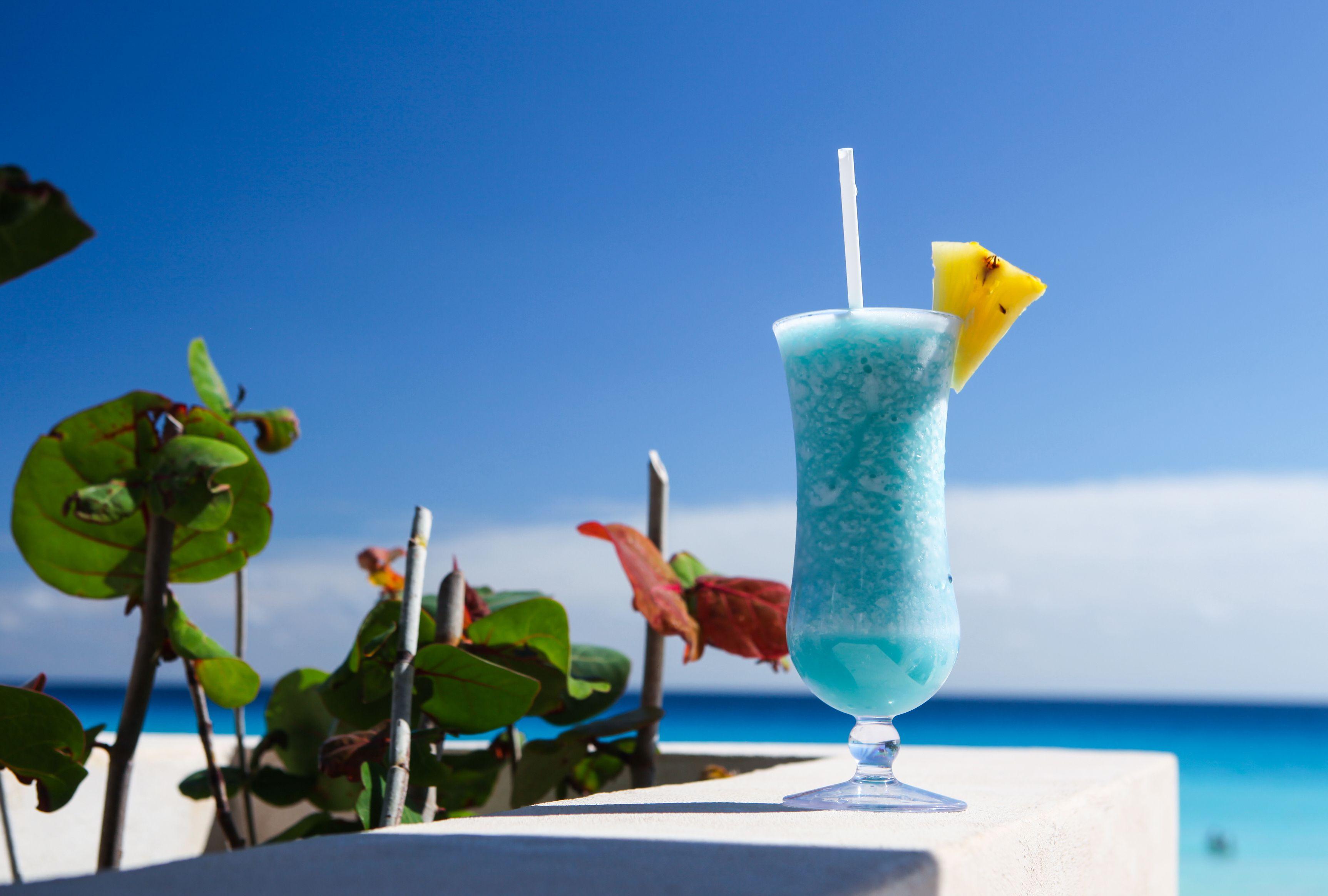 The Blue Hawaiian