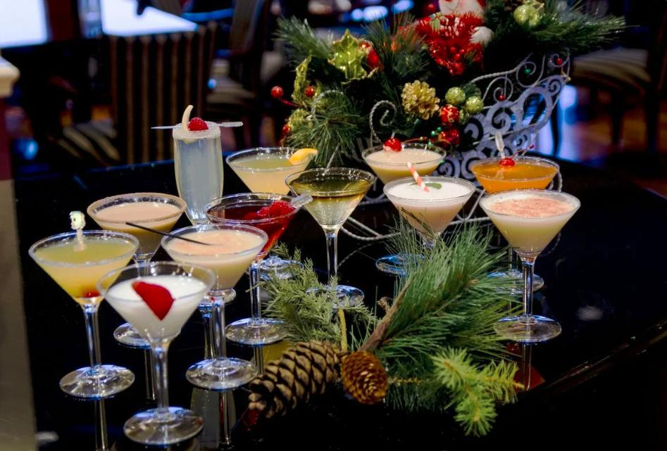 9 оригинальных коктейлей на Новый год