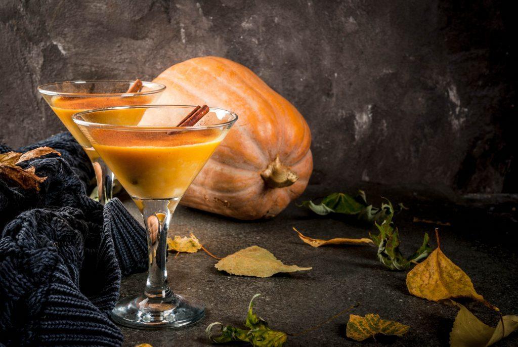 Тыквенный пирог (Pumpkin Pie Martini)