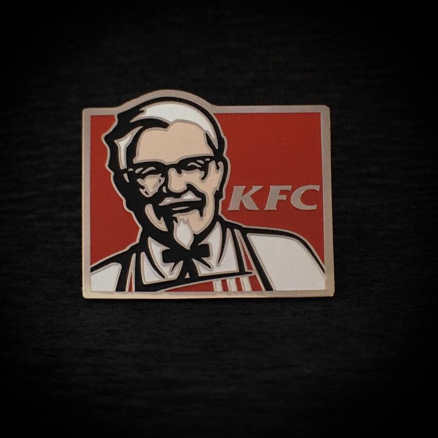 Шильд на заказ KFC