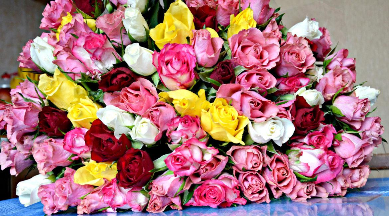 Цветы в любую точку Москвы и в любое время